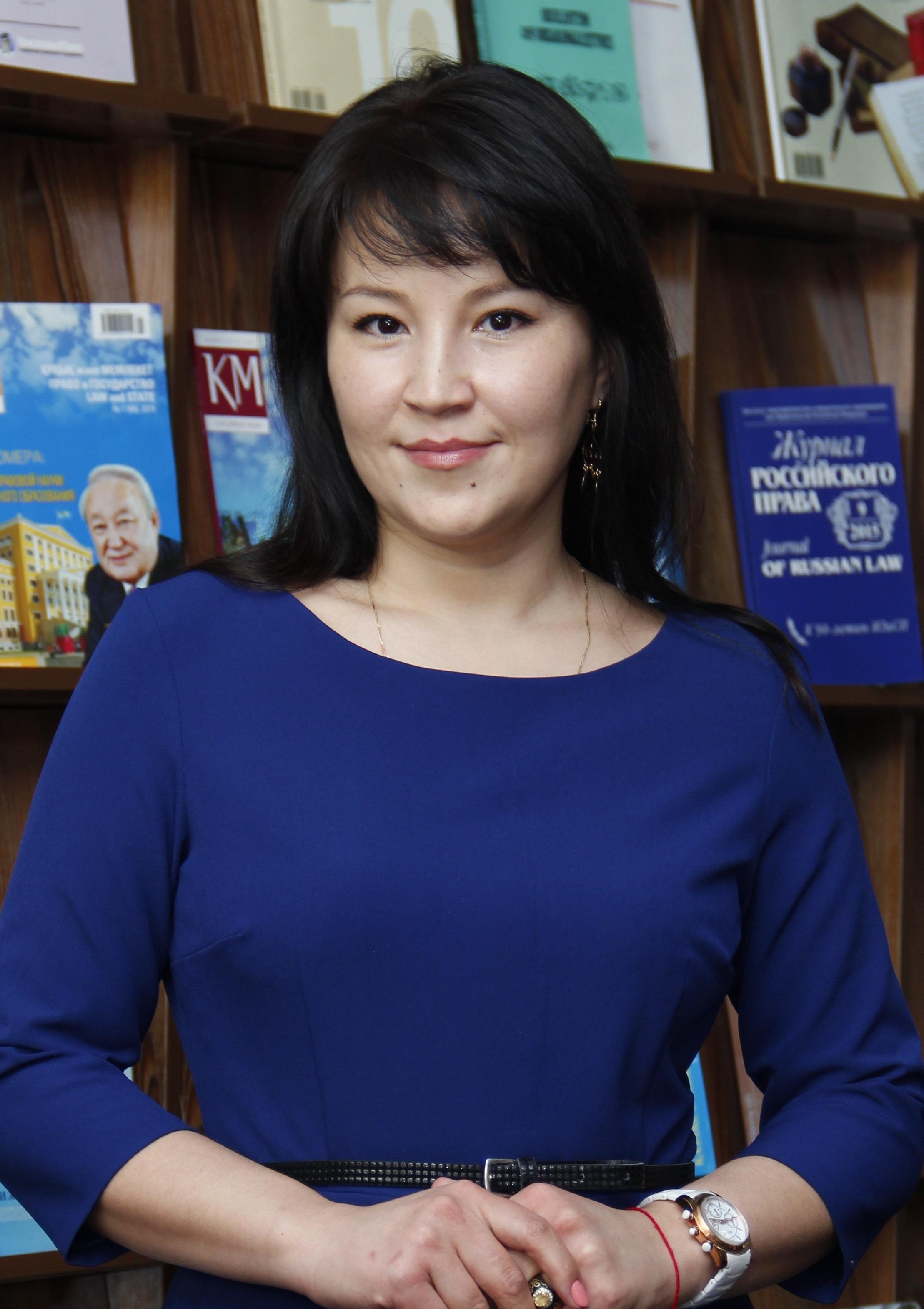Алія ДАУТБАЄВА